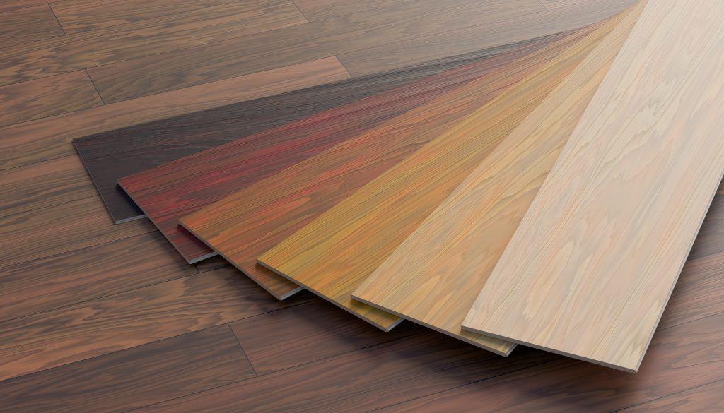 Selection of Laminate Flooring