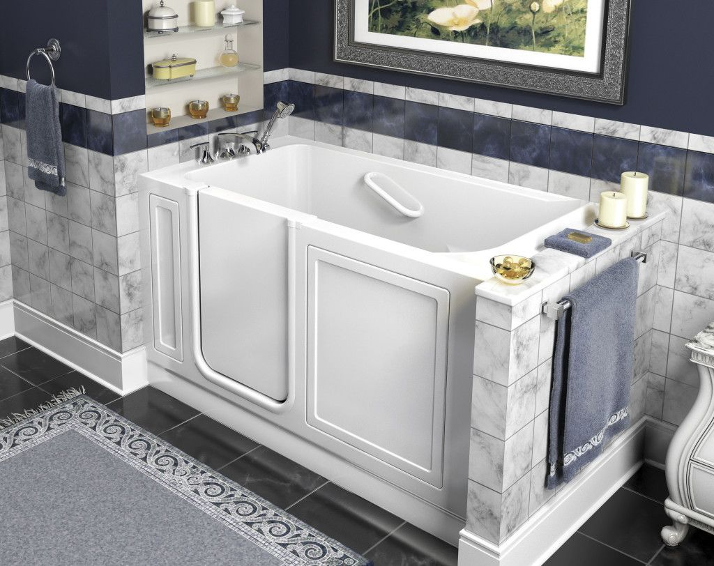 how expensive are walk-in bathtubs