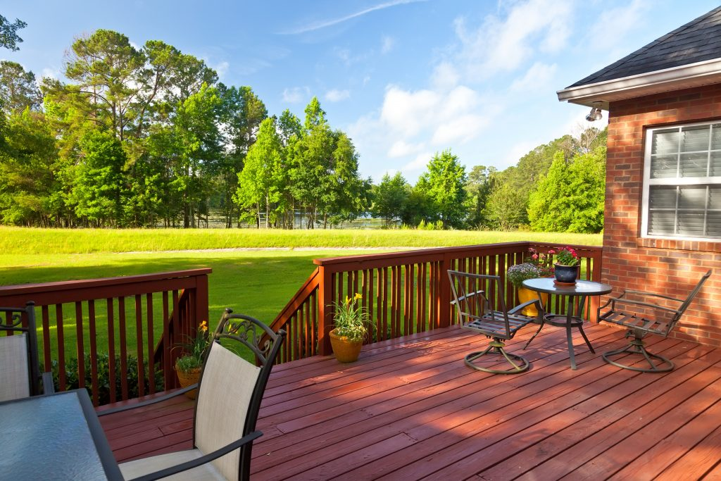 Landscape Projects to Increase Your Home's Value