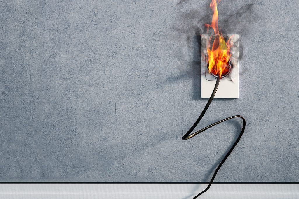 10 Tips to Avoid Electrical Fires at Home