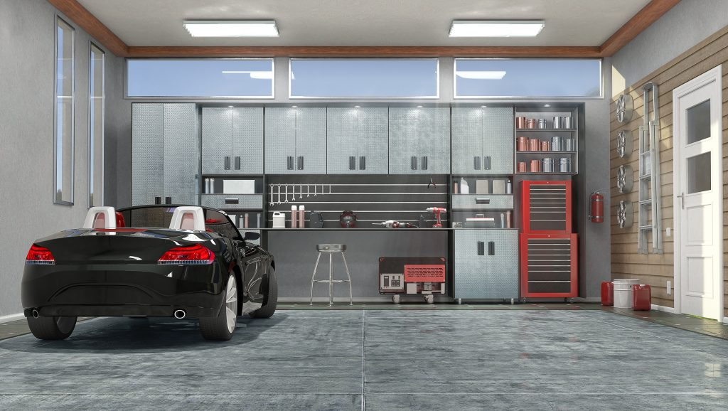 5 Ways to Make The Most out of Your Garage