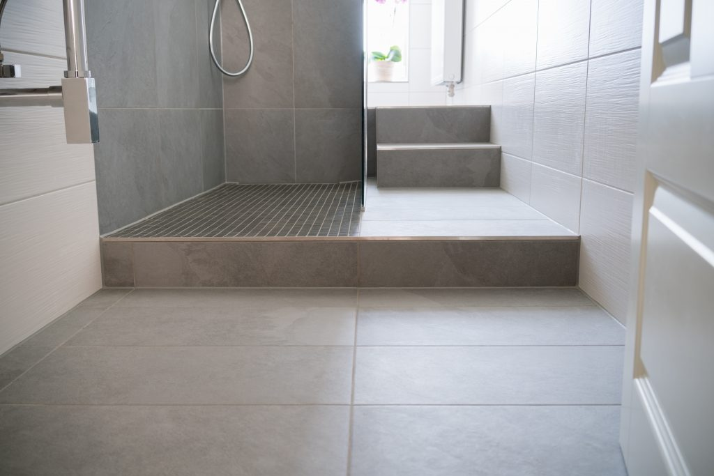 Porcelain Shower Floors