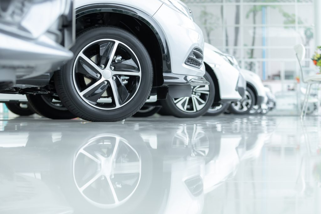 Applications and Advantages of Epoxy Flooring