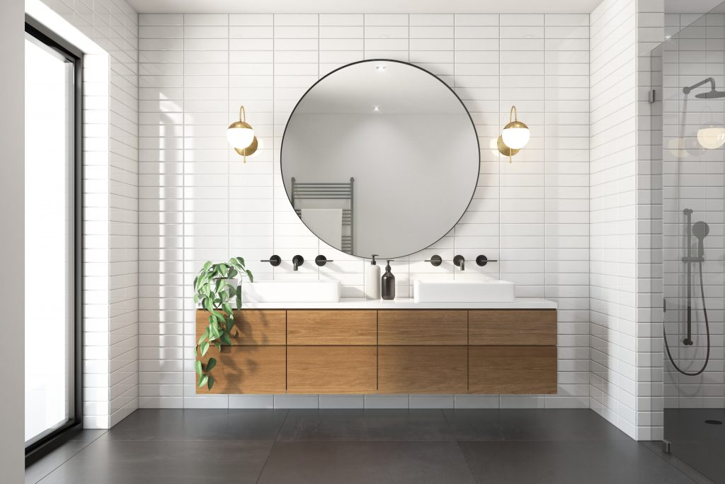 FLOATING VANITY & WALL HUNG TOILETS