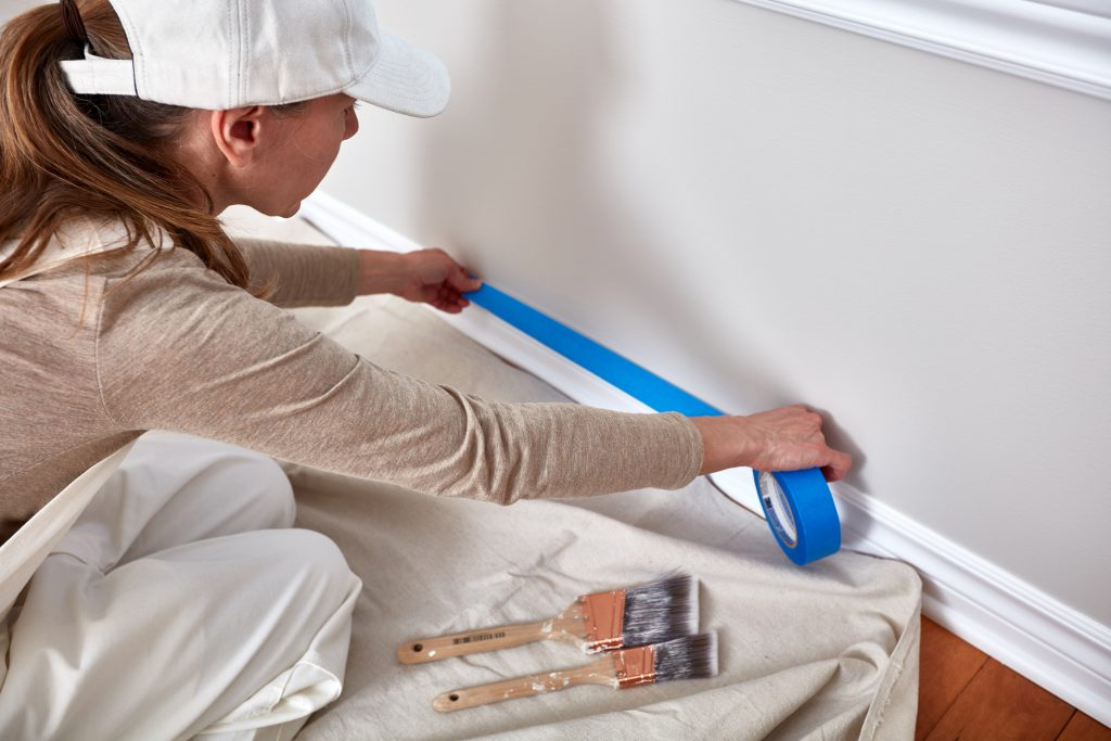 How to Quickly Paint Any Room